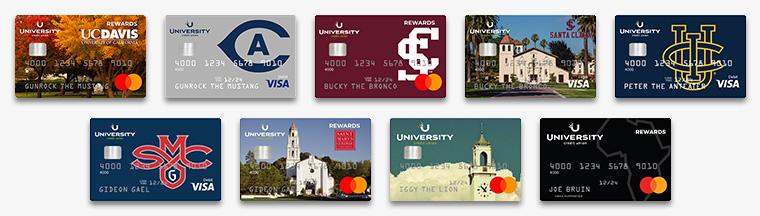 UCU University Partner Credit & Debit Cards