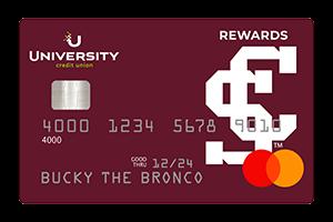 SCU Credit Card