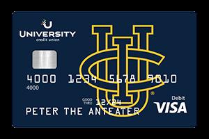UCI Debit Card