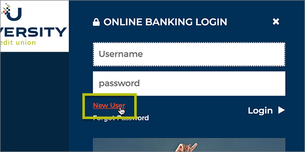 Online Banking Step 2